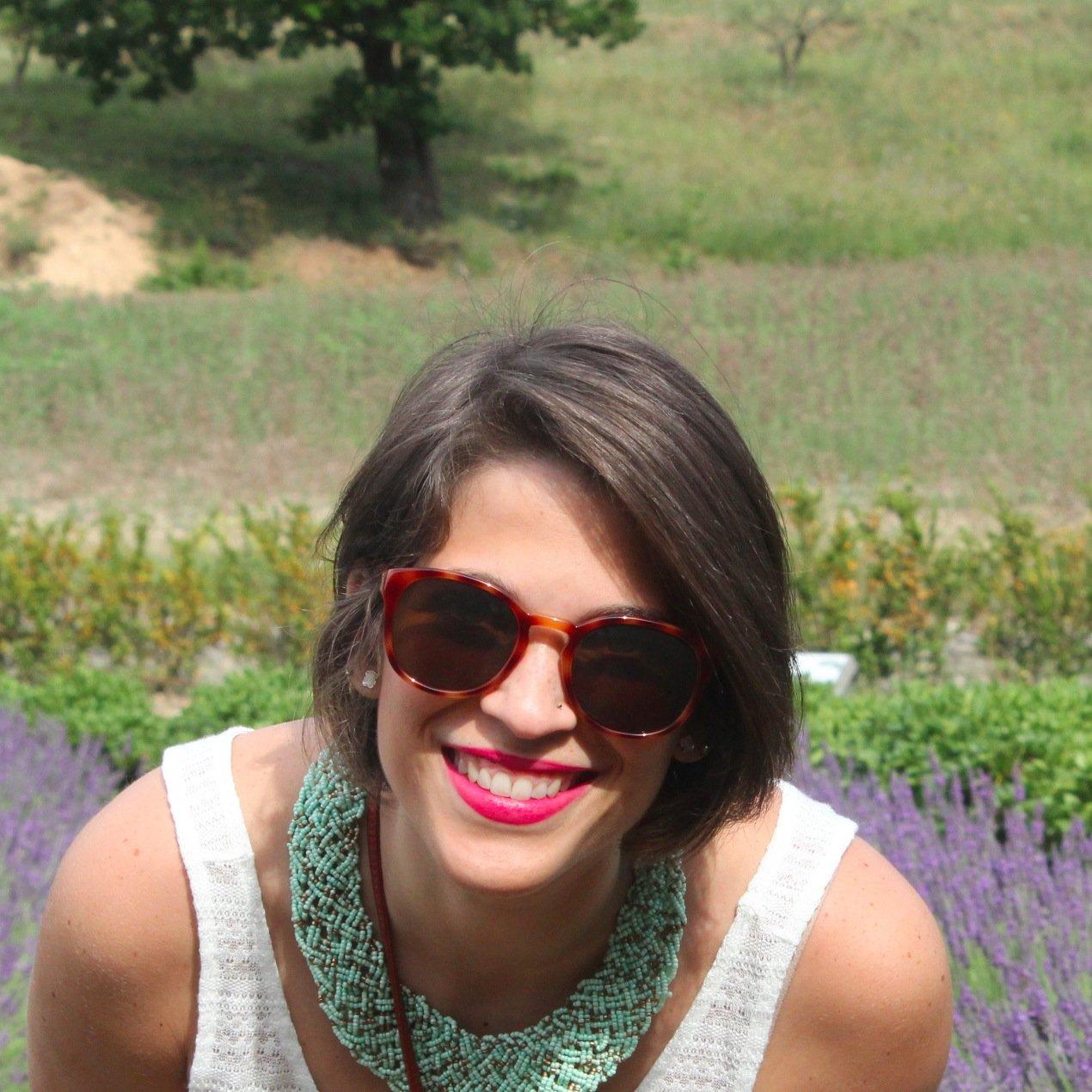 Pamela Castrejón Social Profile