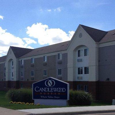 Candlewood Ann Arbor