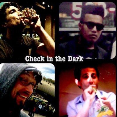 Check in the Dark | Social Profile