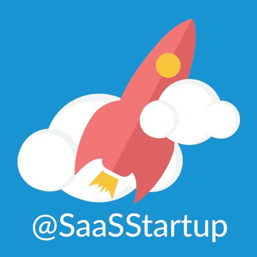 SaaS Startup Social Profile