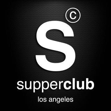 supperclub LA Social Profile