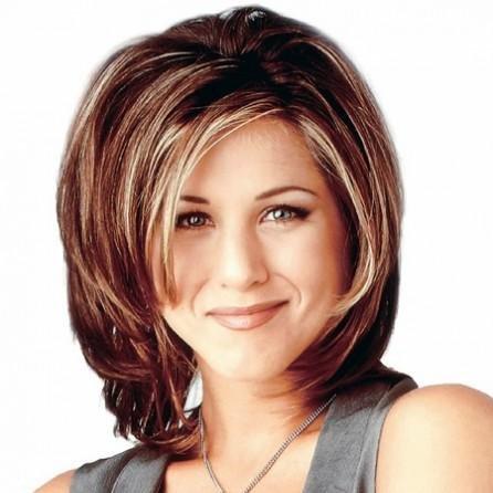Прическа каскад на средний волос