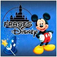 Frases Disney. Social Profile