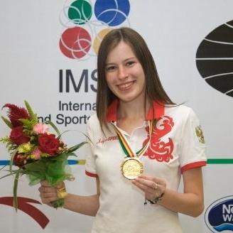 Natalia Pogonina Social Profile