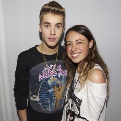 Here For Justin | Social Profile