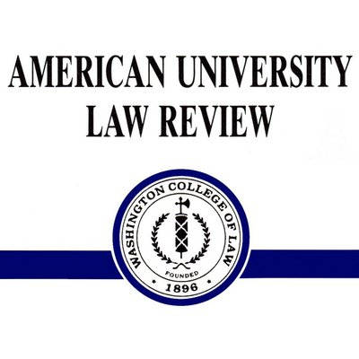 Am. U. L. Rev. | Social Profile
