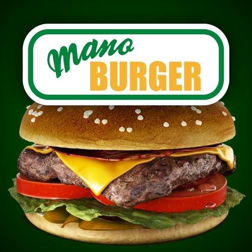 Mano Burger  Twitter Hesabı Profil Fotoğrafı
