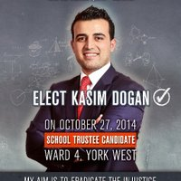 Photo of Kasim Dogan from Twitter