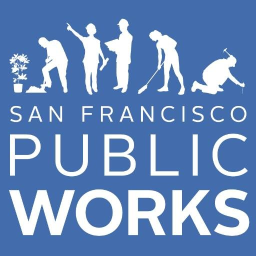 Twitter Profile Pic for SF Public Works