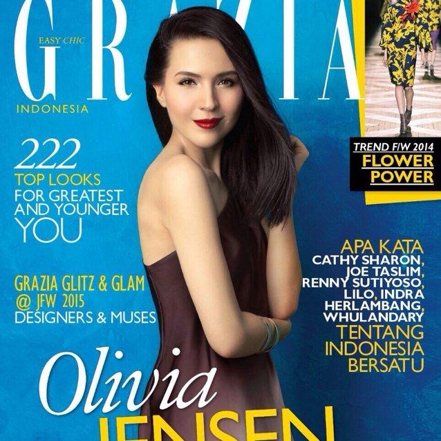 Olivia Jensen Social Profile