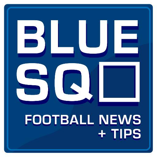 Blue Square Social Profile