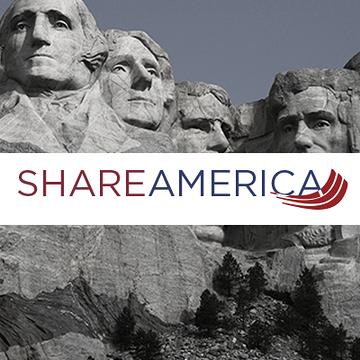 ShareAmerica Social Profile