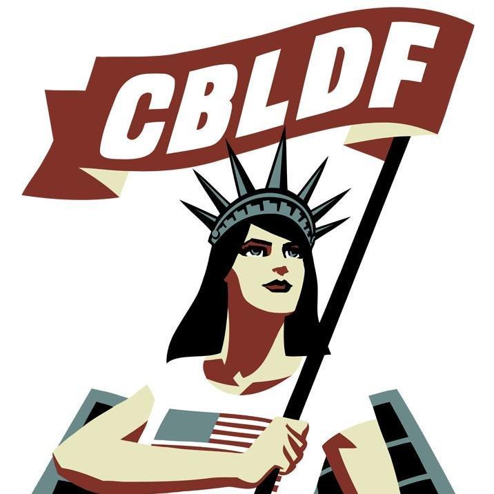 CBLDF Social Profile