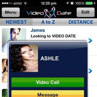 Video Date App