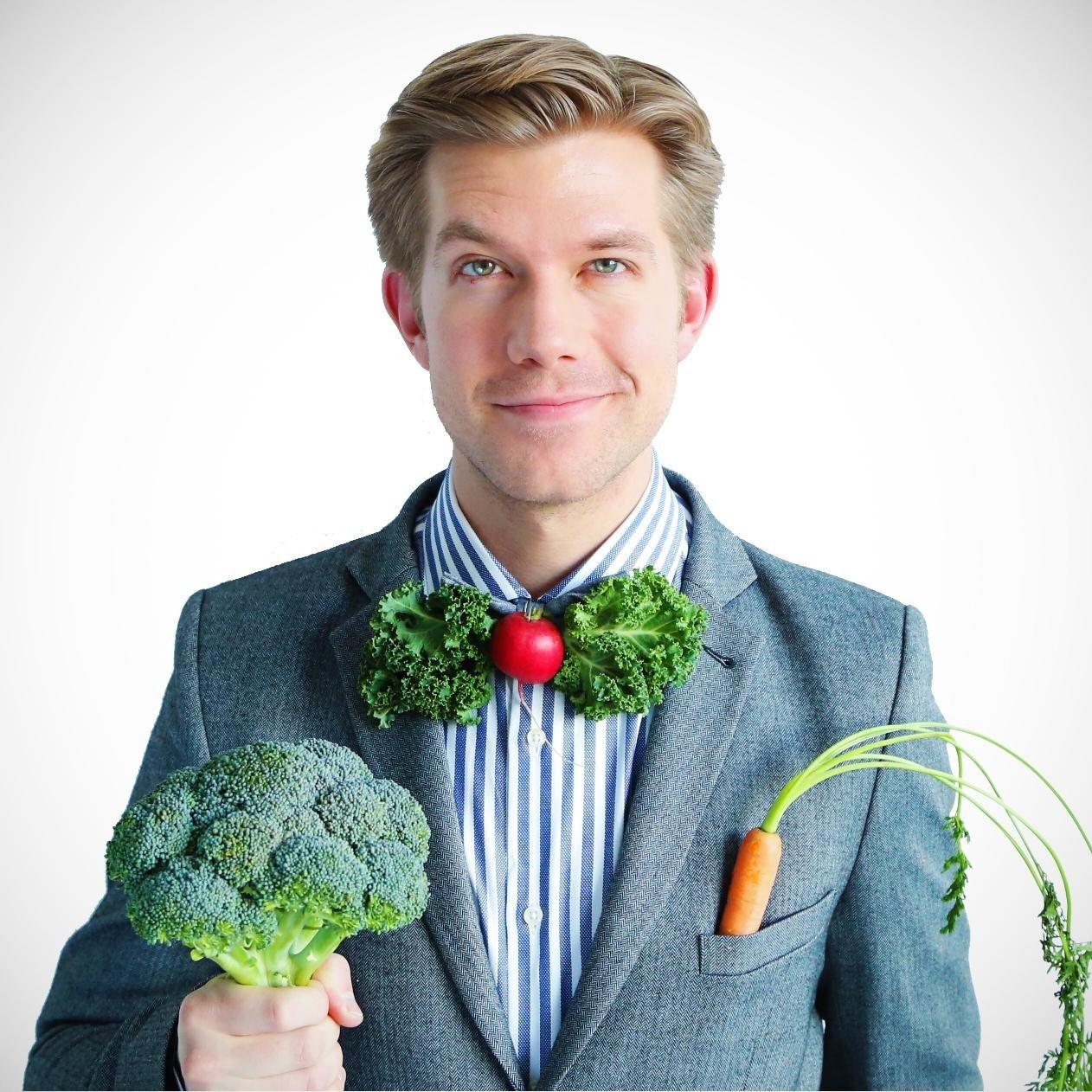 Vegan Tweeter (Alex) Social Profile