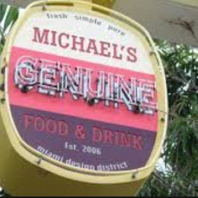 Michael's Genuine Social Profile