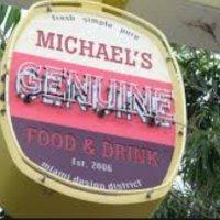 Michael's Genuine | Social Profile