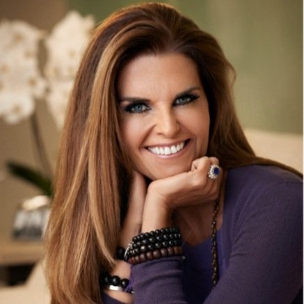 Maria Shriver's Twitter Profile Picture