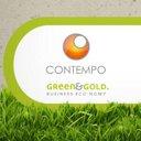 Contempo Green&Gold
