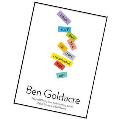 ben goldacre | Social Profile