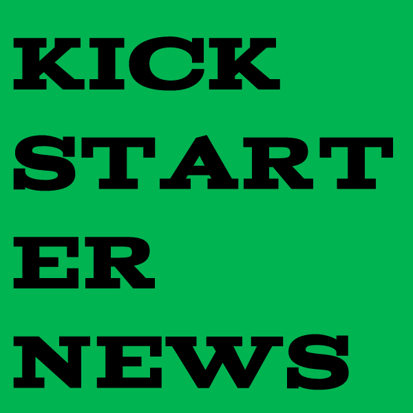 Kickstarter News Social Profile