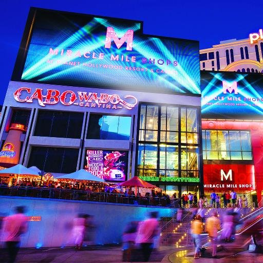 Miracle Mile Shops Social Profile
