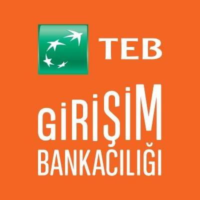 TEB'le Girişim  Twitter Hesabı Profil Fotoğrafı