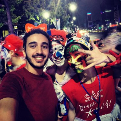 Nabil Kasri | Social Profile