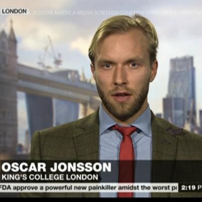 Oscar Jonsson | Social Profile