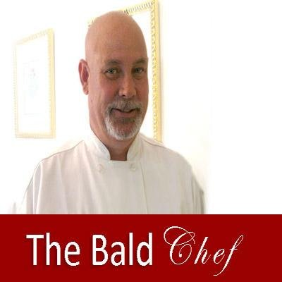 The Bald Chef Social Profile