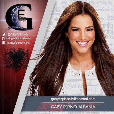 Gaby Espino Albania | Social Profile