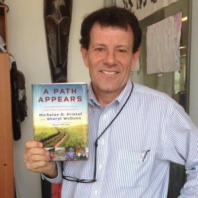 Nicholas Kristof on Muck Rack