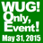 @wugonlyevent