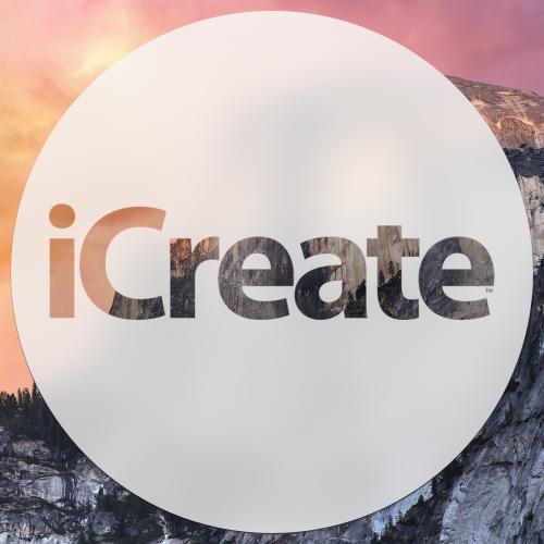 iCreate Magazine Social Profile