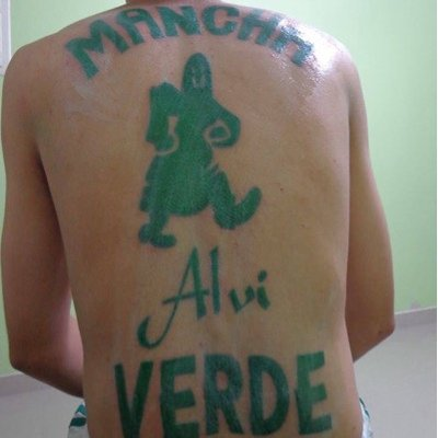 Eu sou Palmeiras!