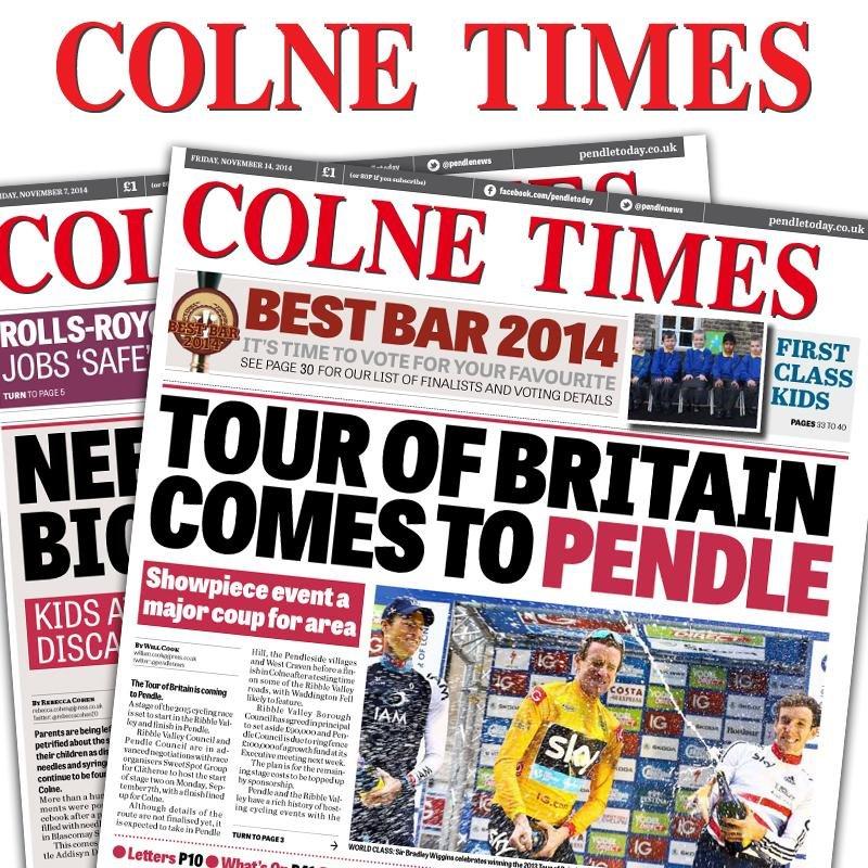 Colne Times  Twitter Hesabı Profil Fotoğrafı