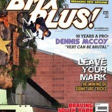 BMX Plus! Magazine Social Profile