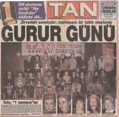 Tan Gazetesi Social Profile