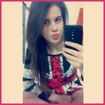♥←Bruna Stefany | Social Profile