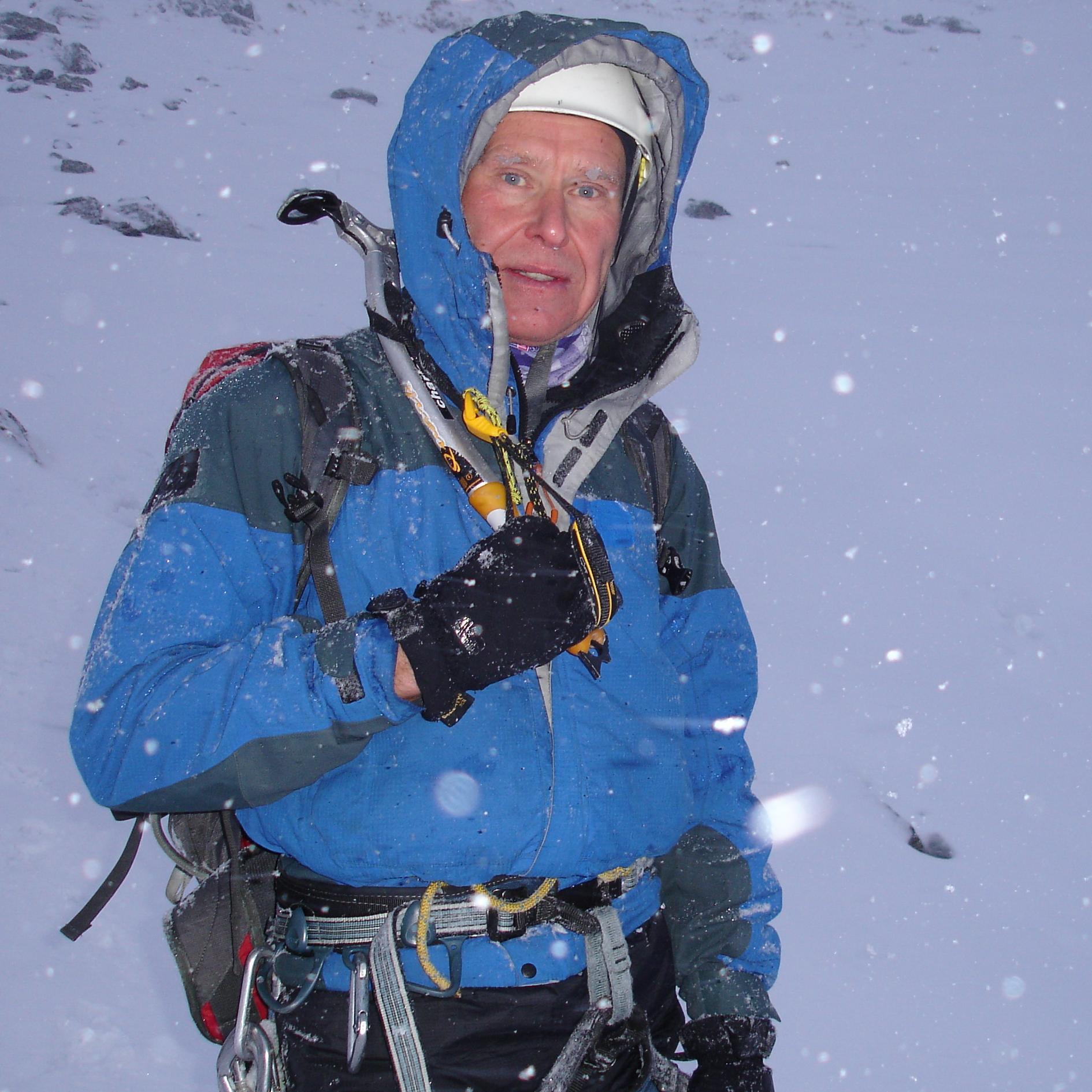 Alan Hinkes OBE Social Profile