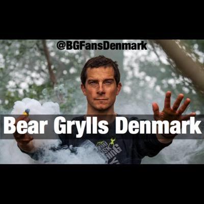 Bear Grylls Denmark