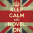 keep calm novel on