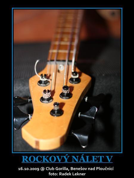 Rockový nálet