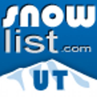 Snowlist  Utah | Social Profile