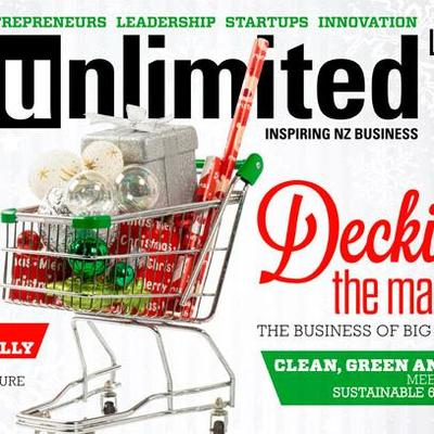 Unlimited Magazine | Social Profile