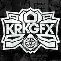 KRKGFX mixtape cover | Social Profile