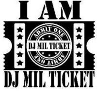 DJ MIL-TICKET | Social Profile