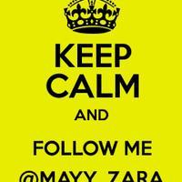 MOVE @mayy_zara | Social Profile