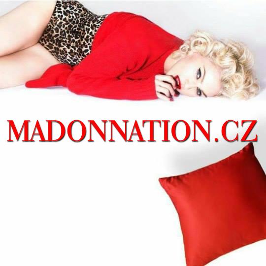 MADONNAtion.CZ