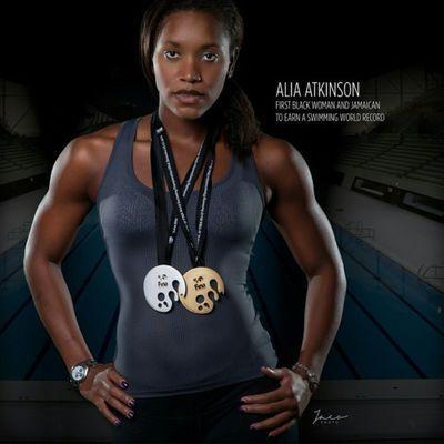 Alia Atkinson | Social Profile